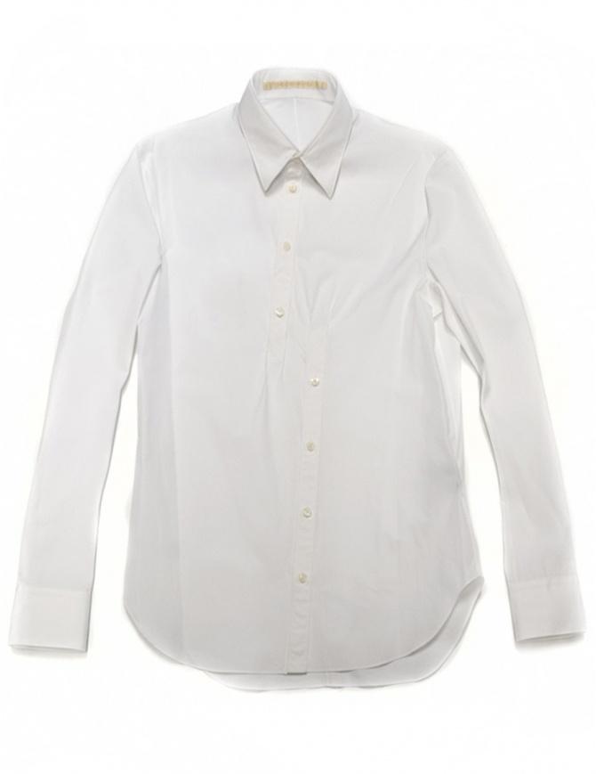 Carol Christian Poell white shirt CM-2612-ROH- mens shirts online shopping