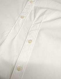 Camicia Carol Christian Poell colore bianco camicie uomo acquista online