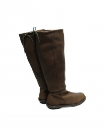 Khaki leather Trippen Urban boots price