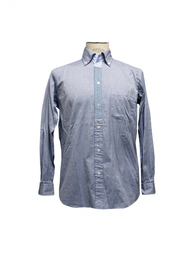 Morikage Shirt Kyoto shirt E-071028-5-G mens shirts online shopping