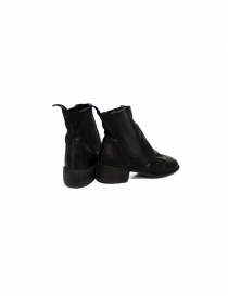 Black leather Guidi 76 boots buy online