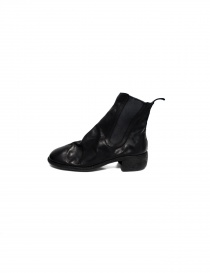 Black leather Guidi 76 boots price