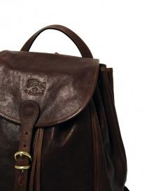 Il Bisonte backpack buy online
