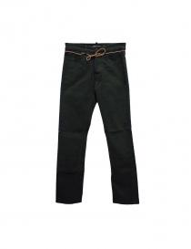 Pantalone Homecore colore verde online