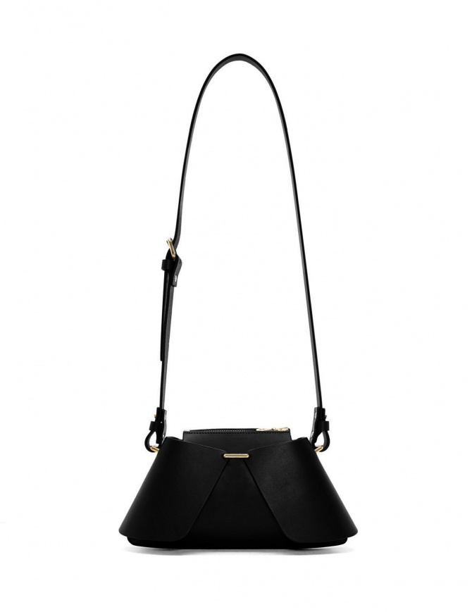 Fleet Ilya bag black BG-FLT-BLK-B