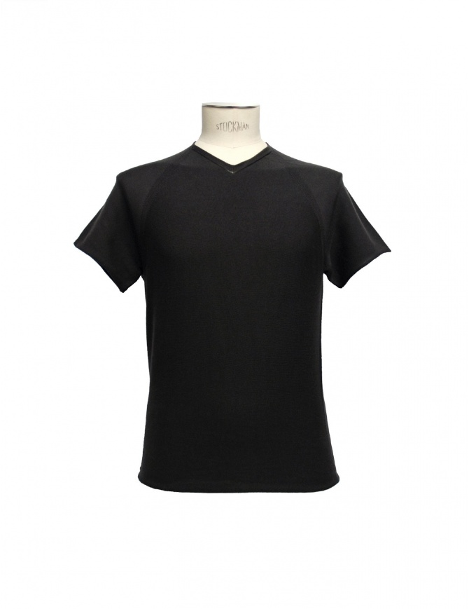 T-shirt Label Under Construction Flat Seams 25YMTS218-CO t shirt uomo online shopping