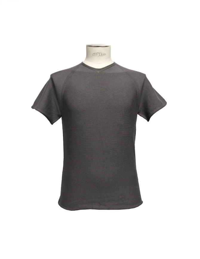Label Under Construction Flat Seams t-shirt 25YMTS218-CO mens t shirts online shopping