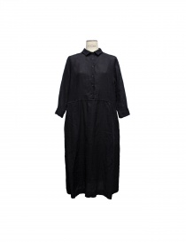 Casey Casey black linen dress online