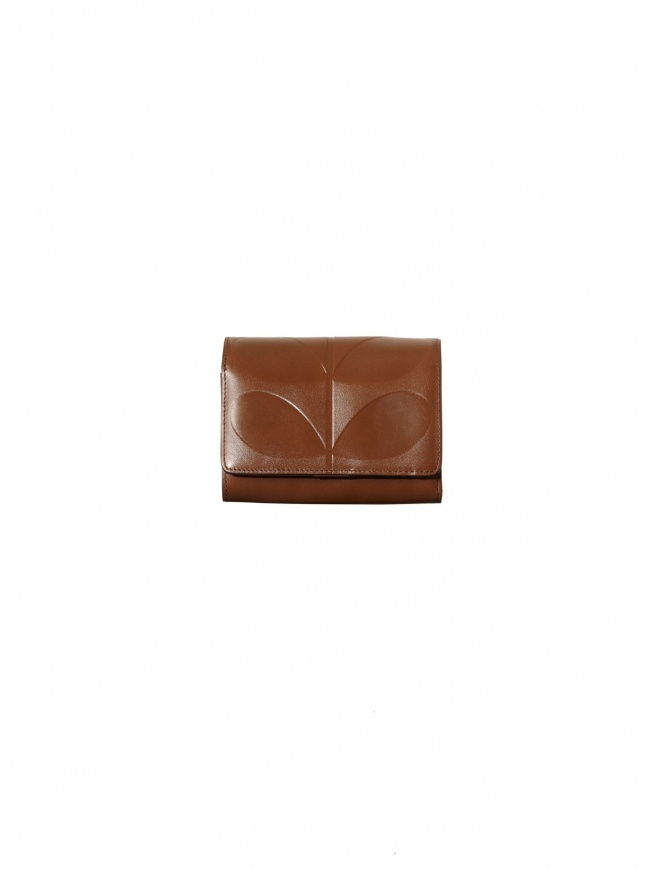 Orla Kiely wallet 15SBEMS124 COCOA wallets online shopping