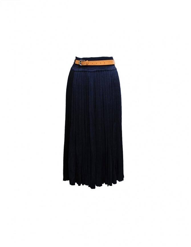 IL by Saori Komatsu skirt with belt 191-425-310 womens skirts online shopping