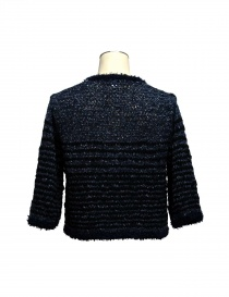 Iaponia black and navy pullover
