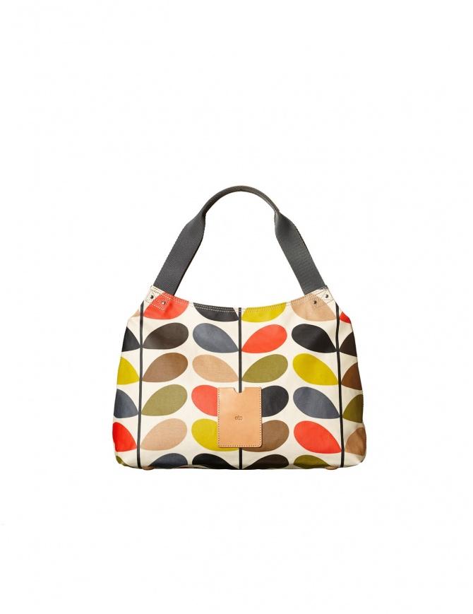 ORLA KIELY ETC SHOULDER STEM PATTERN BAG 0ETCCMS024 CSB bags online shopping