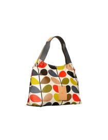 ORLA KIELY ETC SHOULDER STEM PATTERN BAG