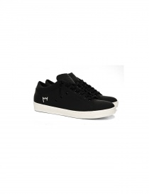 Leather Crown sneakers (special edition) M703-FLASH-0