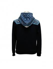 Yoshio Kubo blue sweatshirt