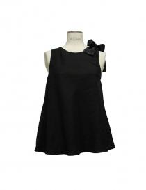 Women s tops online: Sara Lanzi black top