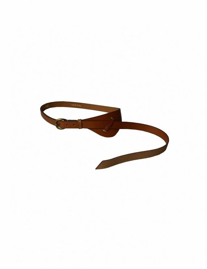 Kapital Belt K1504XG334 B belts online shopping