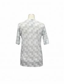 Side Slope gray cardigan buy online