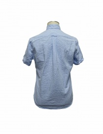 Gitman Bros light blue stripes shirt buy online