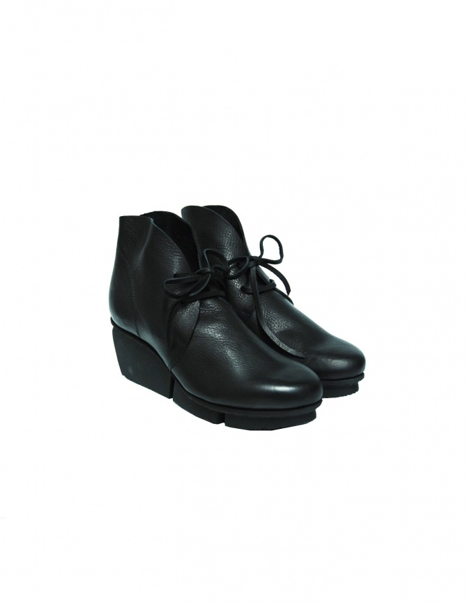TRIPPEN FACILE ANKLE BOOTS facile blk womens shoes online shopping