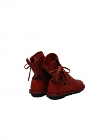 Trippen Tramp red ankle boots price