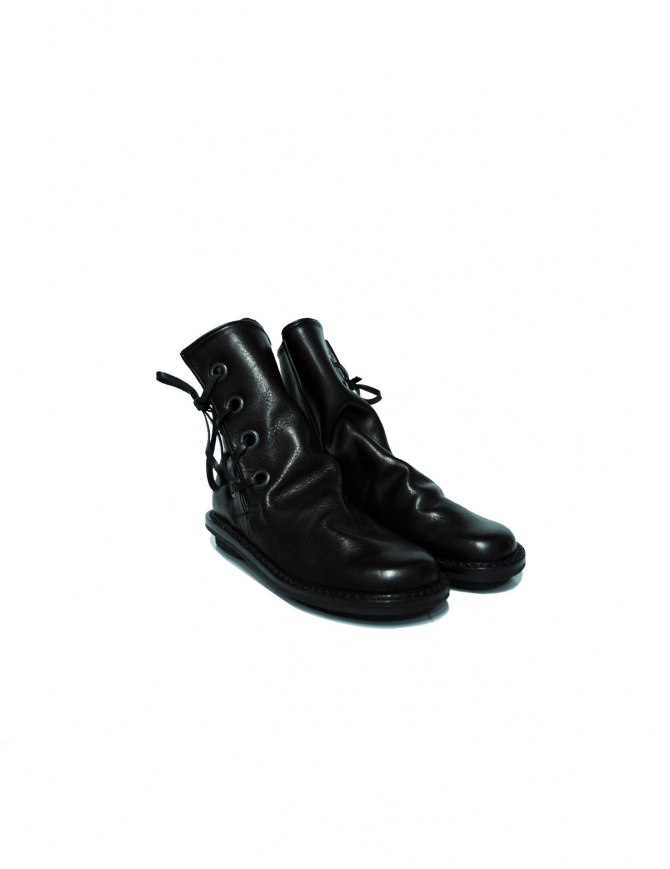 Trippen Tramp black ankle boots tramp blk womens shoes online shopping