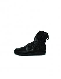 Trippen Tramp black ankle boots