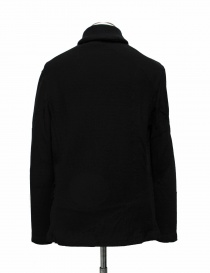 Label Under Construction Scarf Collar Recycled Knit jacket price
