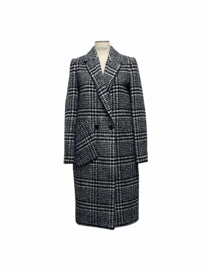 BOUCLE COAT CARVEN 110m27 9900 womens coats online shopping
