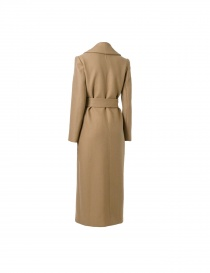 Carven coat in camel