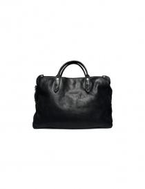 Delle Cose handbag with shoulder strap 2002 HORSE BLK