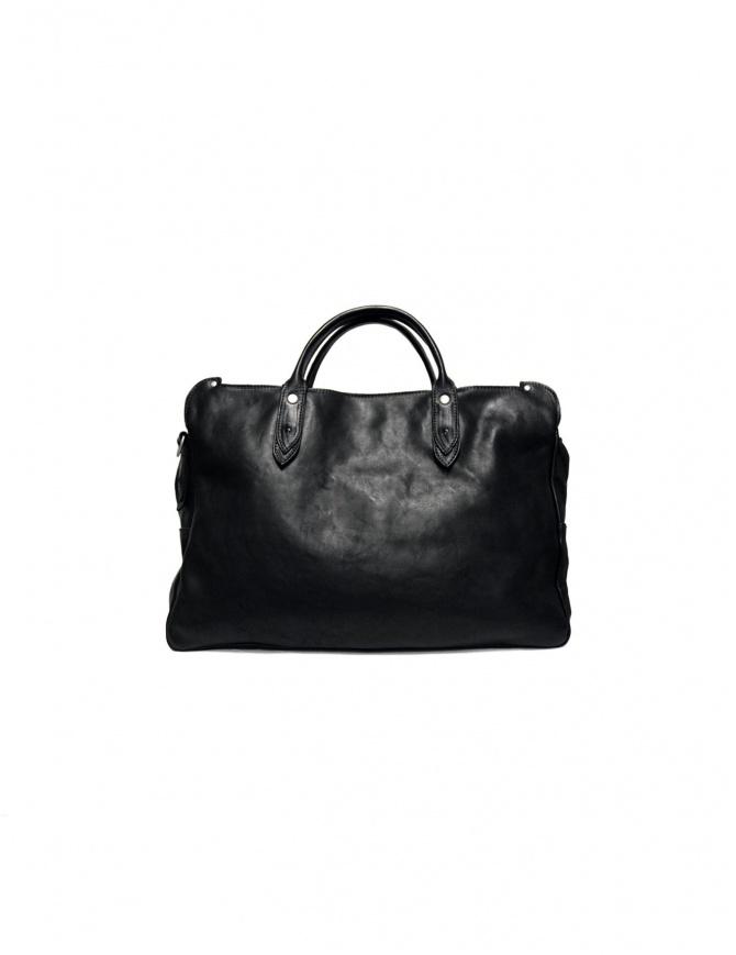 Delle Cose handbag with shoulder strap 2002 HORSE BLK bags online shopping