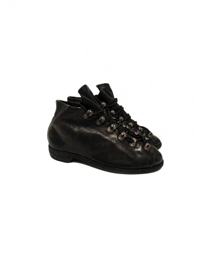 Scarpa Guidi 204 in pelle 204-BLKT-GOA calzature donna online shopping