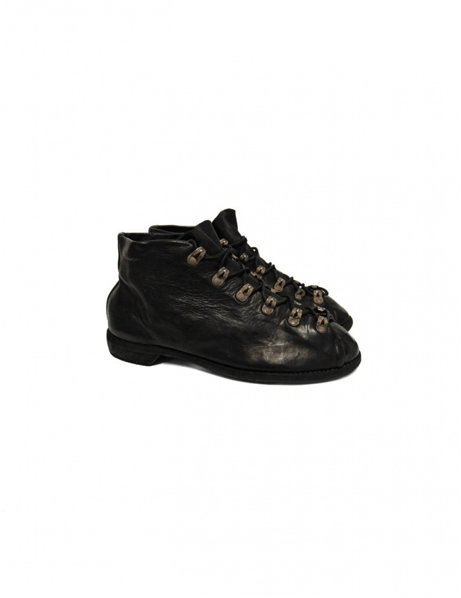 Guidi 204 leather ankle boots 204-BLKT-HOR mens shoes online shopping