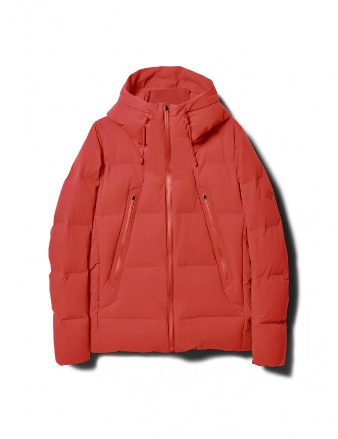 Piumino AllTerrain by Descente colore rosso bruciato DIA3570U-BRED giubbini uomo online shopping
