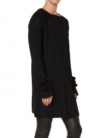 Julius oversize black pullover price