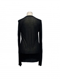 Julius black tencel cashmere pullover buy online