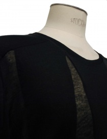 Julius black tencel cashmere pullover price