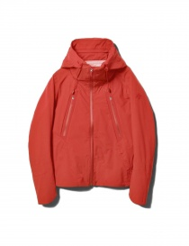 Womens jackets online: AllTerrain by Descente burnt red jacket