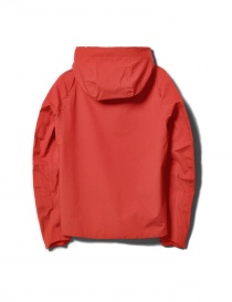 Giubbino AllTerrain by Descente colore rosso bruciato