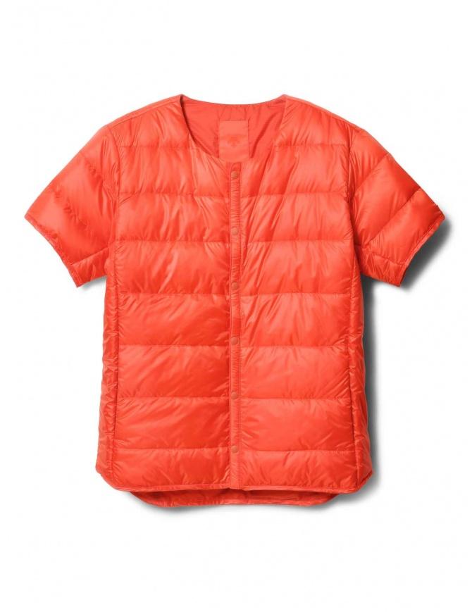Piumino AllTerrain by Descente colore rosso DIA3576U-BRE giubbini uomo online shopping