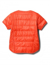 AllTerrain by Descente red short sleeve down jacket