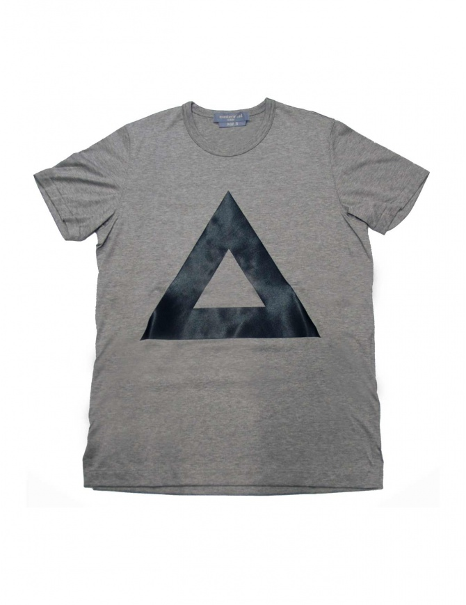 Mastermind X A-Girl's gray t-shirt TS23-07-TOP mens t shirts online shopping