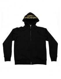 Black zip hoodie Mastermind X A-Girl's sweater online