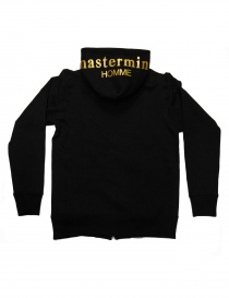 Black zip hoodie Mastermind X A-Girl's sweater