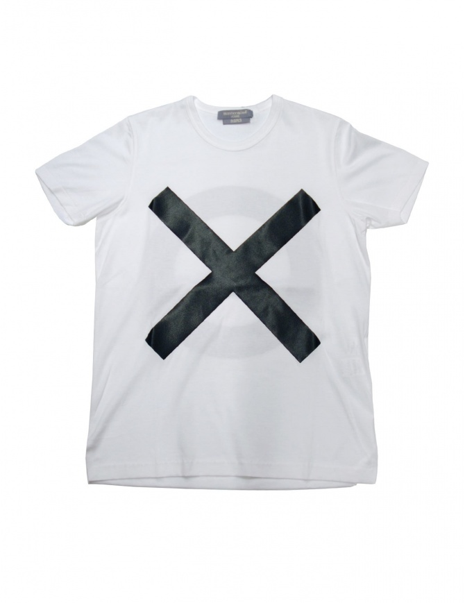 Mastermind X A-Girl's t-shirt TS20-07-WHIT mens t shirts online shopping