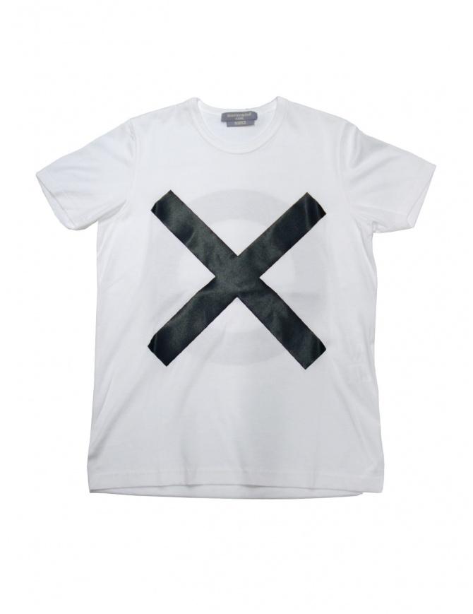 Mastermind X A-Girl's t-shirt TS20-07 WHITE mens t shirts online shopping