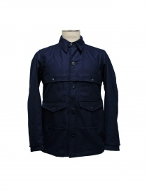 Haversack blue field jacket online