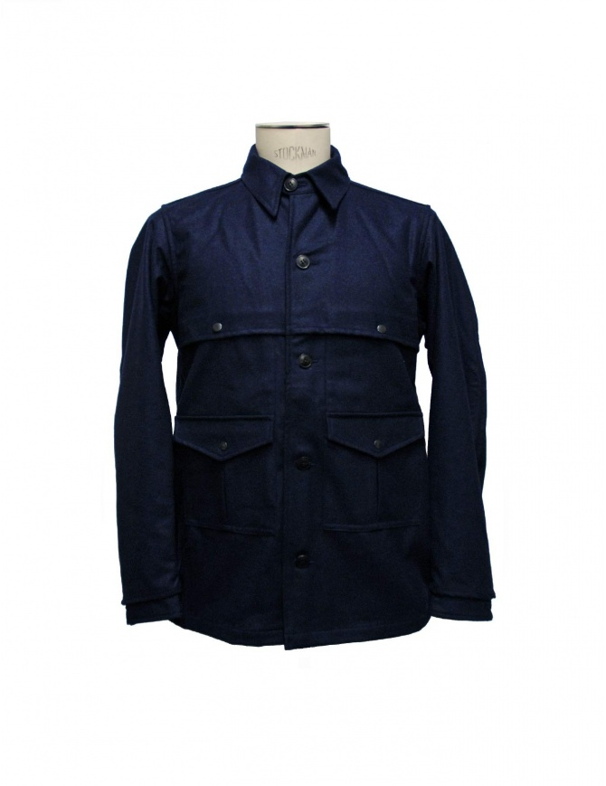 Haversack blue field jacket 471539-59 mens suit jackets online shopping