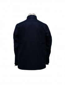 Haversack blue field jacket